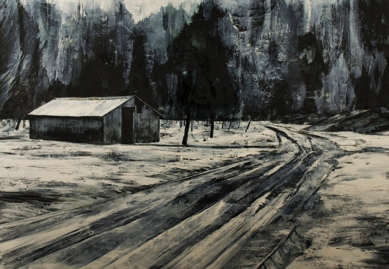 13-The-Injuries-of-Time-Mark-Thompson-Austere-and-Desolate-Cityscapes-Paintings-www-designstack-co