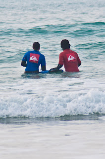Surf instructors Newquay