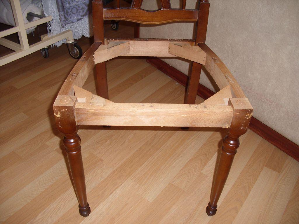 Decoracion del hogar como tapizar una silla - Como tapizar una silla con respaldo ...