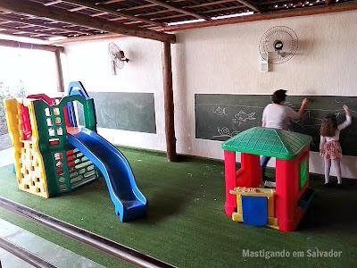 Picui Restaurante: Parque Infantil