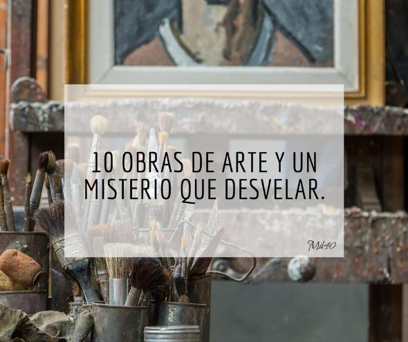 10 obras de arte y un misterio que desvelar