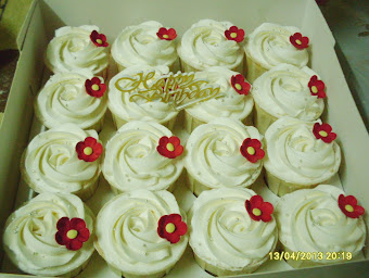 Cupcakes 16 pcs@RM32