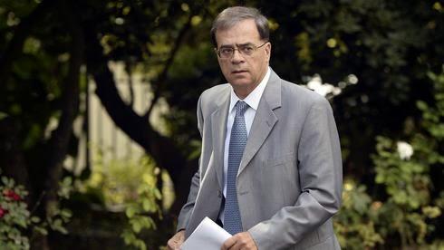 Ο υπουργός Οικονομικών στην Ελλάδα Γκίκας Χαρδούβελης
