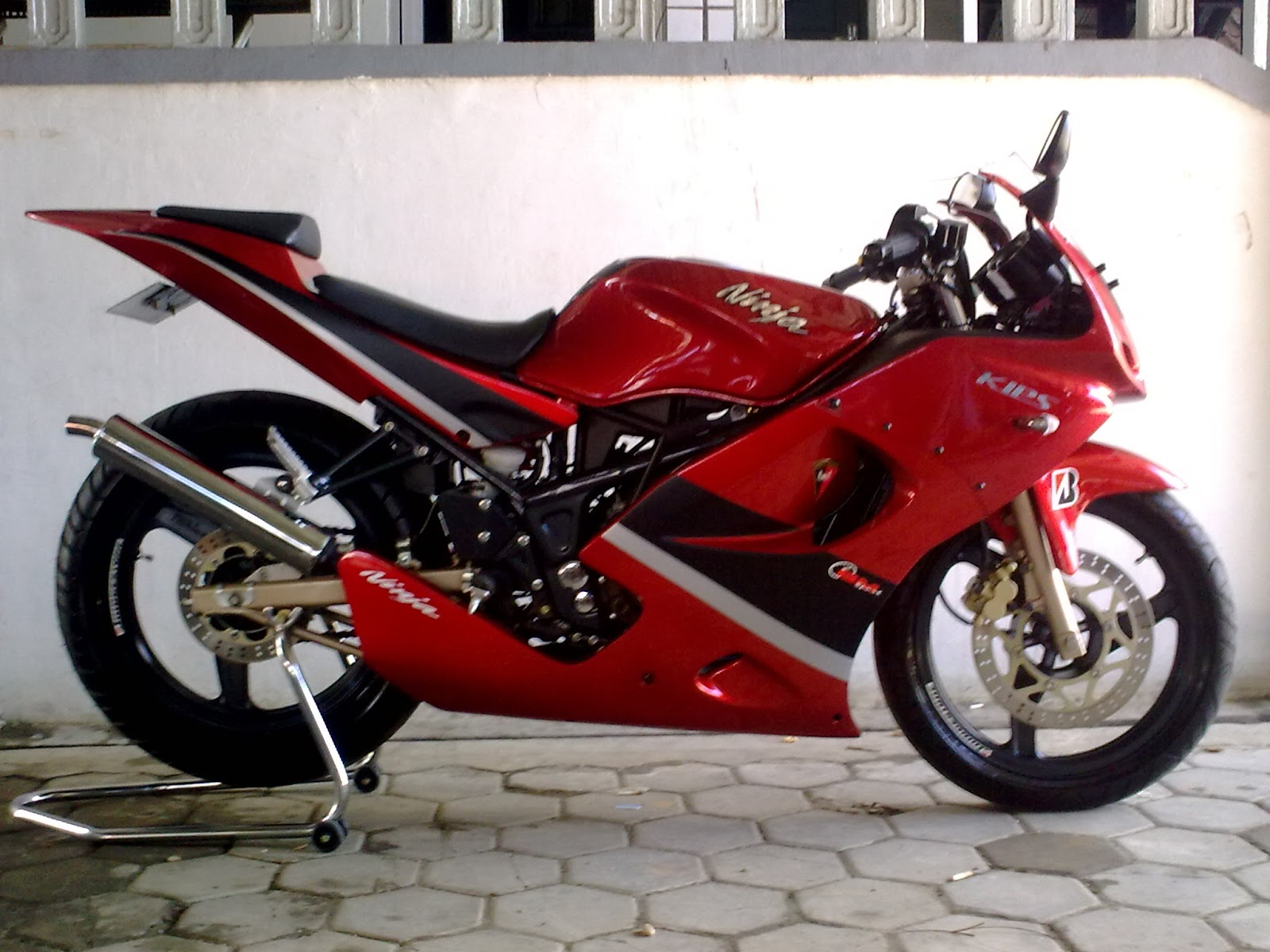 Kawasaki Ninja 150rr Siap Hebohkan Kalangan Pecinta Motor Sport title=