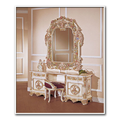 Wooden dressing table designs an interior design for Dressing table