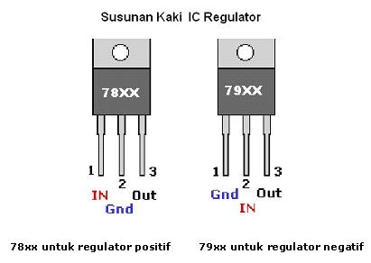 Voltage Regulator Serves on 5 volt power supply circuit diagram