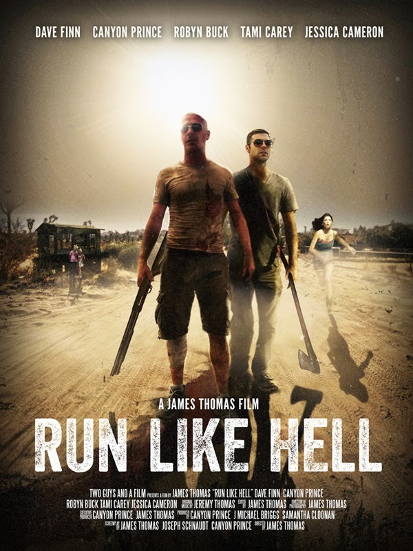 Baixar Filme Run Like Hell Legendado Torrent