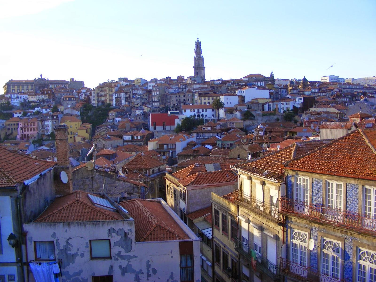Wieża Kleryków, Porto