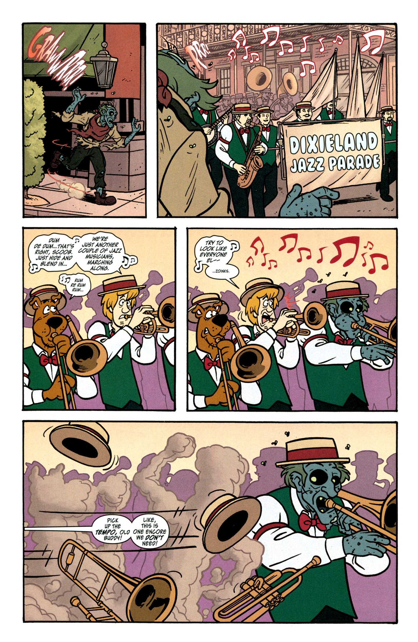 Read online Scooby-Doo: Where Are You? comic -  Issue #30 - 11