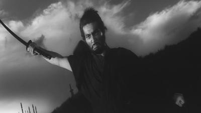Tatsuya Nakadai as Hanshiro Tsugumo in Masaki Kobayashi's Harakiri,