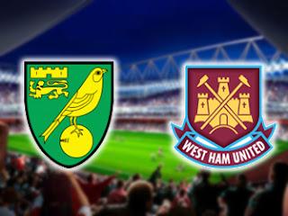 ผลฟุตบอลพรีเมียร์ลีกอังกฤษ 15 ก.ย. 55 | นอริช ซิตี้ 0 - 0  เวสต์แฮม ยูไนเต็ด