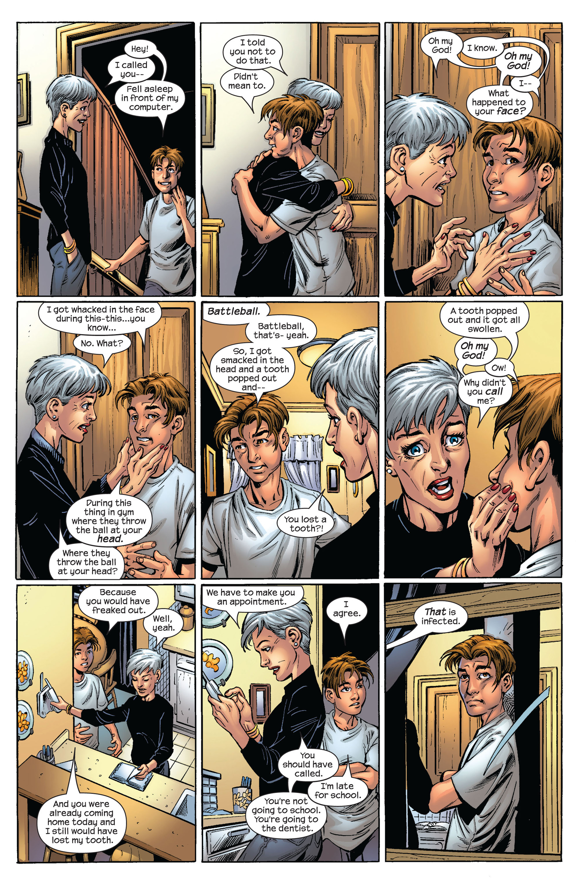 Ultimate Spider-Man (2000) Issue #59 #63 - English 8
