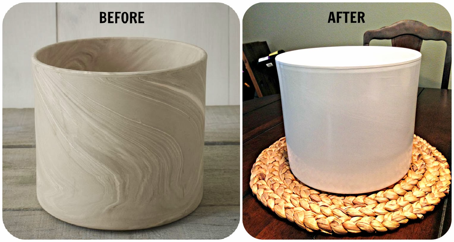 DIY Modernica Planter | The Twisted Horn