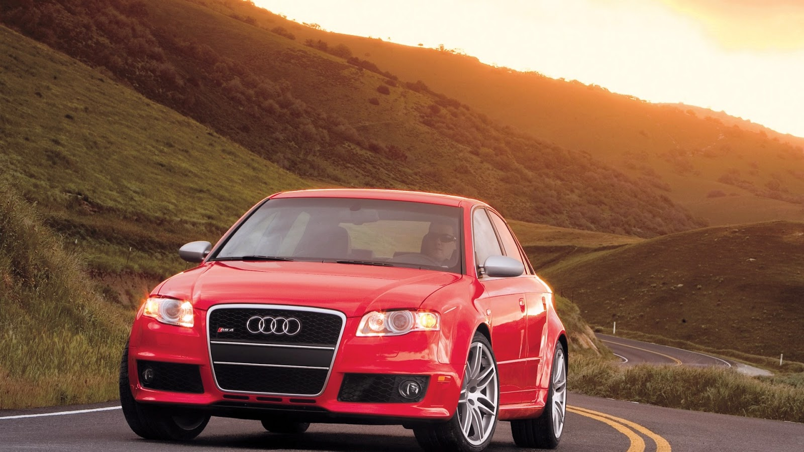 Audi A9 Wallpaper Hd