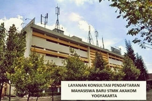 INFO RO : PENDAFTARAN MAHASISWA BARU STMIK AKAKOM YOGYAKARTA LEWAT SELEKSI NILAI RAPOR (TANPA TES)