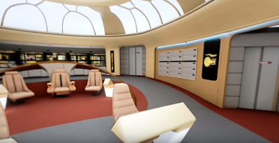 starship enterprise oculus rift