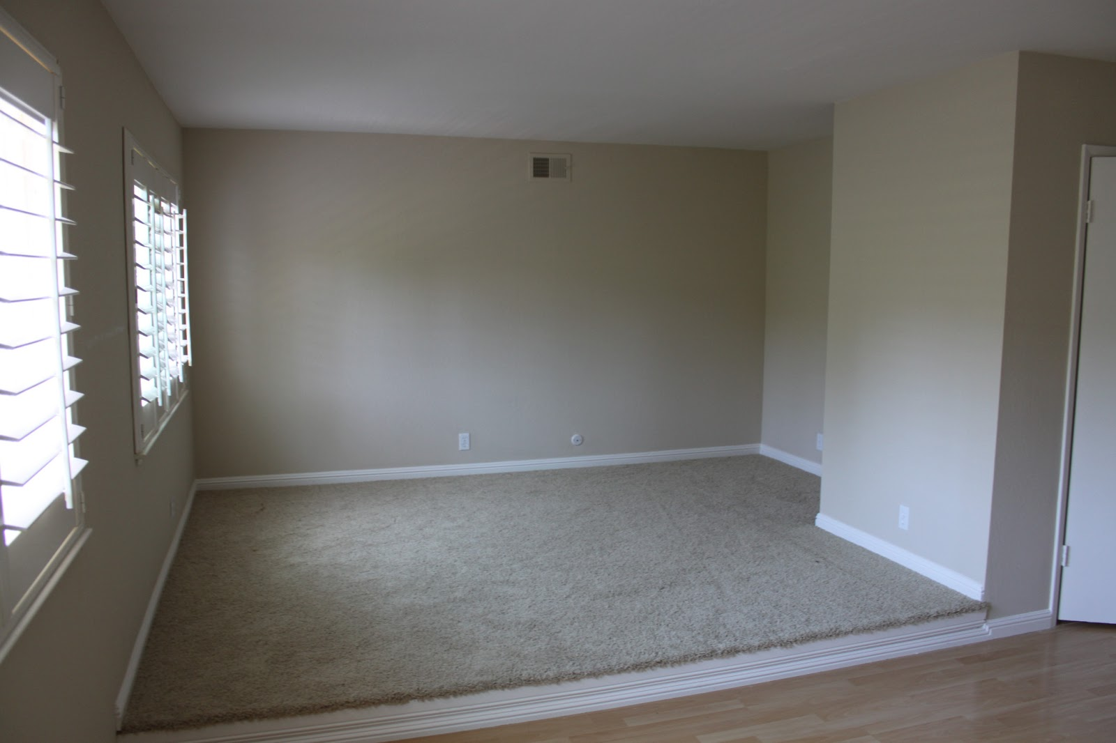 The Larson Lingo Master Bedroom Remodel Before During After