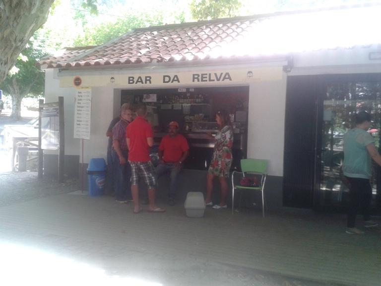 Bar da Relva em Sandomil