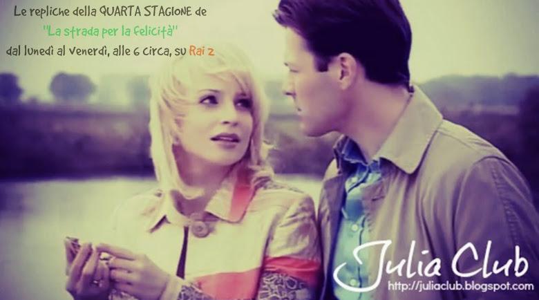 La strada per la felicità - Julia Club by Metius