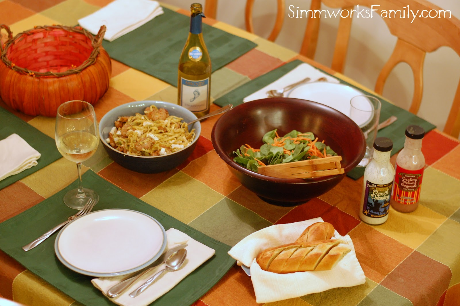 Date Night on a Budget Dinner for $20