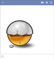 Facebook Hidden Emoticon