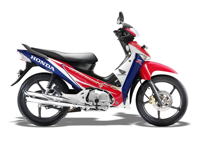 Honda Supra X 125 (HSX125) atau Karisma 125 (K125) identik sebagai  title=