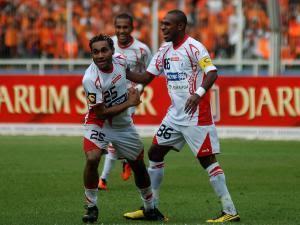 Persipura Jayapura gagal menutup musim dengan kemenangan