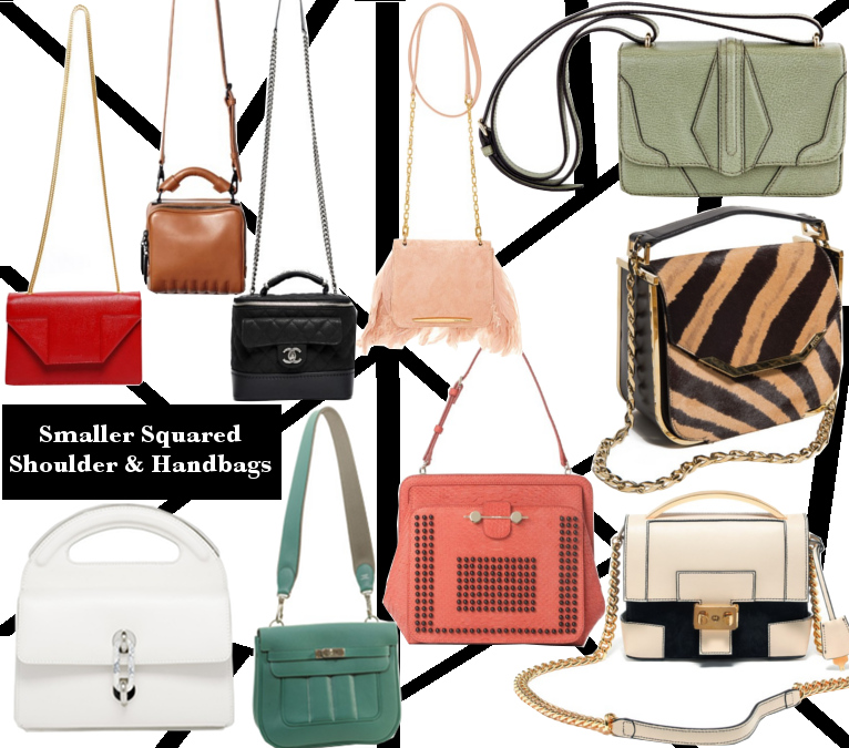 Womens Fall 2013 Small Handbags Accessories Trend