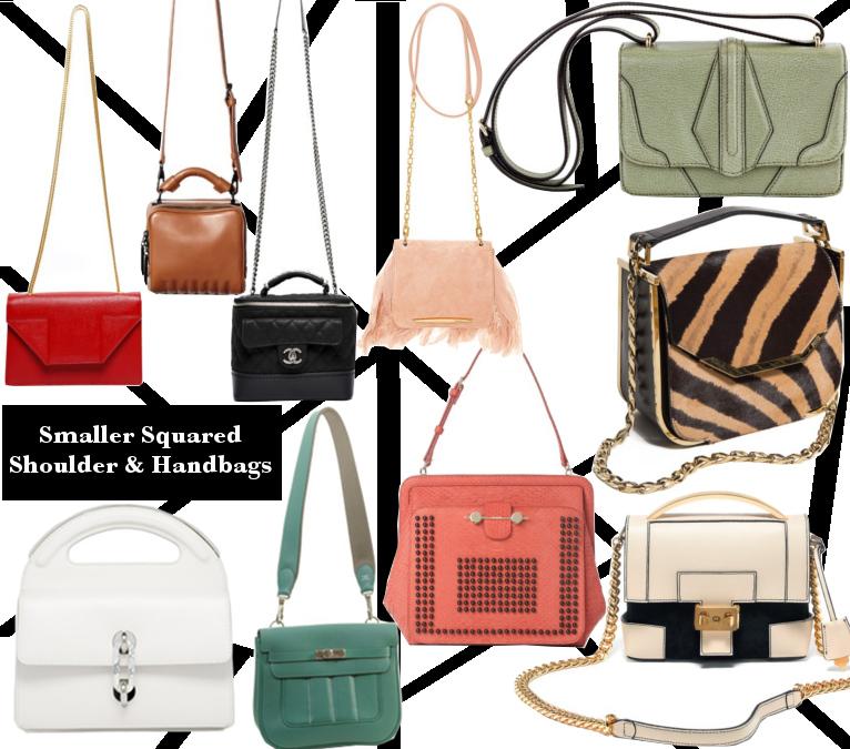 Womens Fall 2013 Small Handbags Accessories Trend