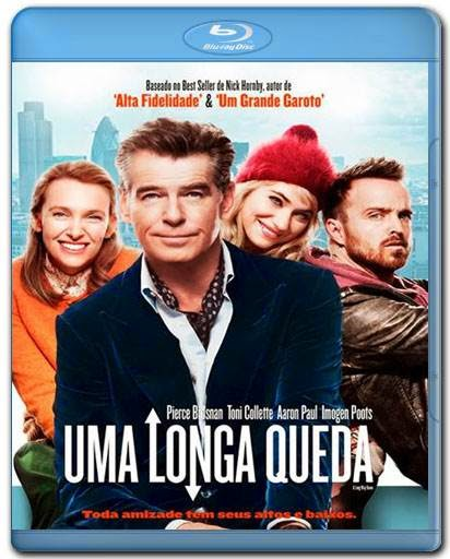 Uma Longa Queda 720p Dual Audio Bluray