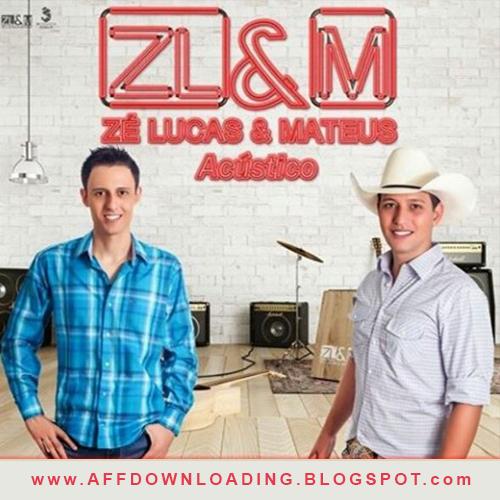 Zé Lucas e Mateus – Cowboy Pegador