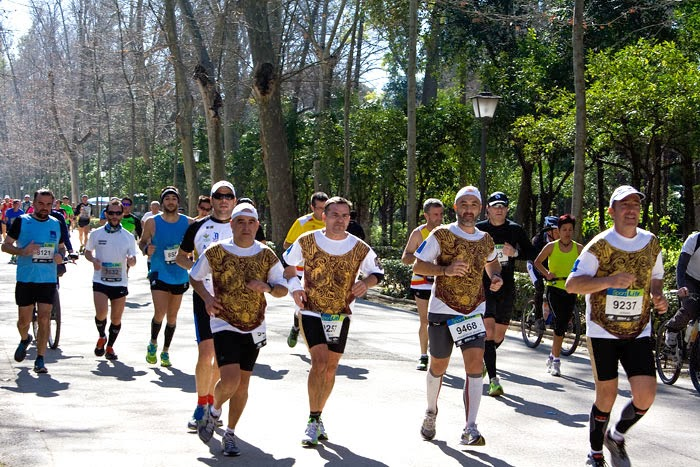 Maratón de Sevilla 2014