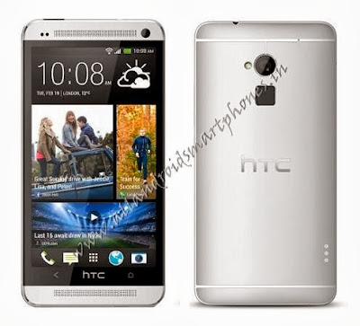 HTC One Max 5.9 inch Android Phablet Front Back Images & Photos Review
