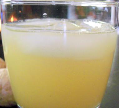 bimby, birra allo zenzero - ginger beer