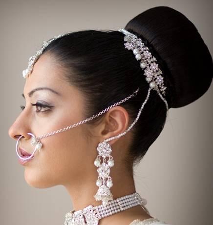 Indian Bridal Hair Accessories