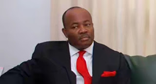 Senator Okon reacts to sack of Akpabio's ally, Umoren as Akwa Ibom SSG