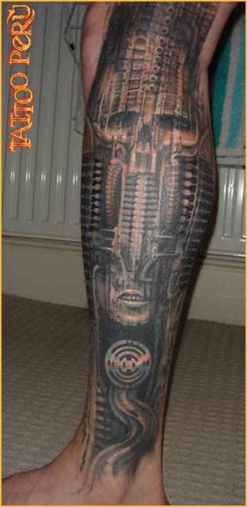 las mejores Fotos de Tatuajes, Diseños de Tatuajes y variedad de Tattoos. También encontrarás Catálogos de Tatuajes y Tribales 01_Biomecanicos