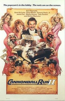Cannonball Run II 1984 Hollywood Movie Watch Online