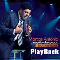 Download – CD Marcos Antonio - Tudo de Novo (PlayBack) 2012
