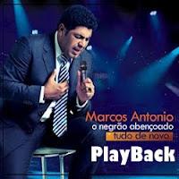 Download – CD Marcos Antonio - Tudo de Novo (PlayBack) 2012