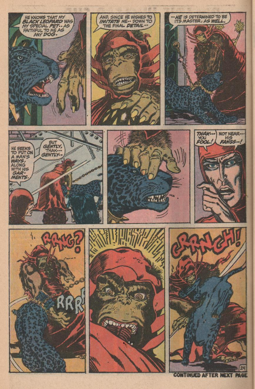 Conan the Barbarian (1970) Issue #11 #23 - English 32
