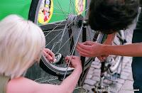Tutorial - Fabricar soporte para reparar bicicletas