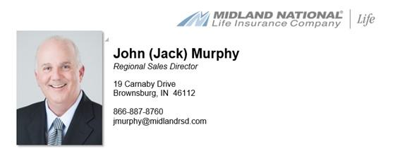 Jack Murphy - Regional Sales Director