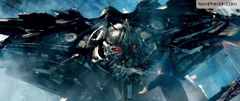 Robot Đại Chiến 2 Bại Binh Phục Hận