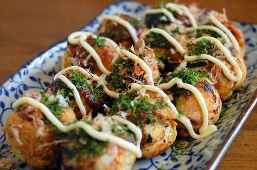 Resep Masakan Jepang Gurita