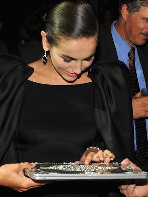 Camilla Belle Dangling Gemstone Earrings