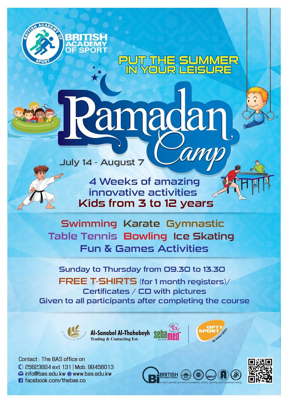 Ramadhan  Camp