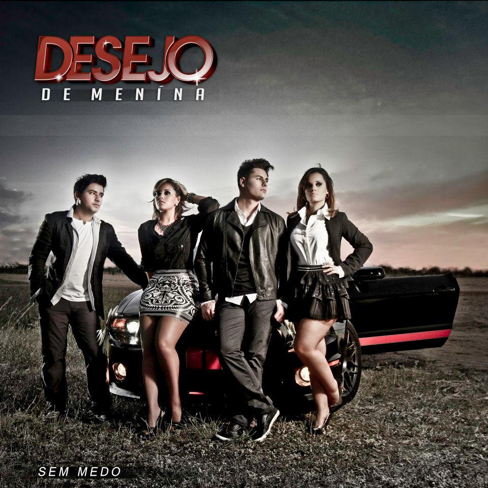 Desejo De Menina - Sem Medo Vol.08