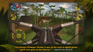 Carnivores: Dinosaur Hunter Pro v1.4.5 for iPhone/iPad