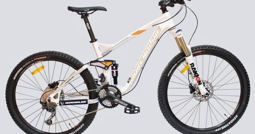 2014 Wimcycle Adrenaline Agent XC 1.0 AD Harga: Rp. 4.600